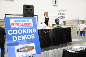 GATS 2015 Cooking Demo